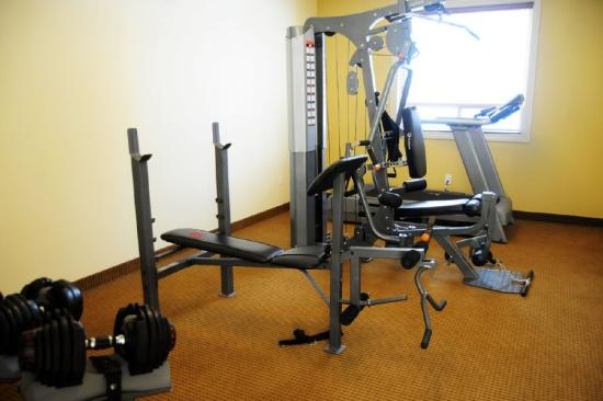 Trend Mountain Hotel & Conference Centre: Fitness Center