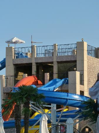 DIT Evrika Beach Club Hotel: slides