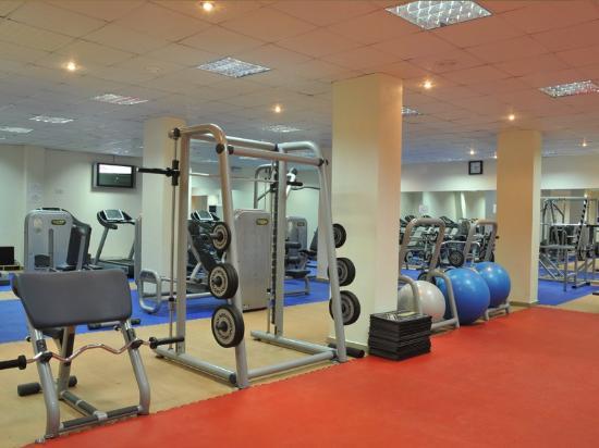 BON Hotel Stratton Asokoro: Fitness Centre