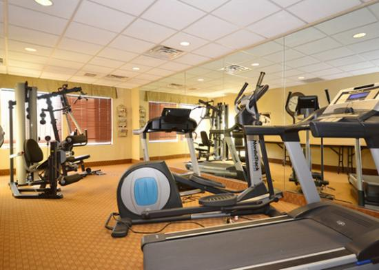 Comfort Inn & Suites Yuma: Exericise area