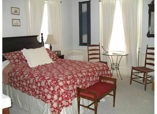Northey Street House Bed and Breakfast: Our room