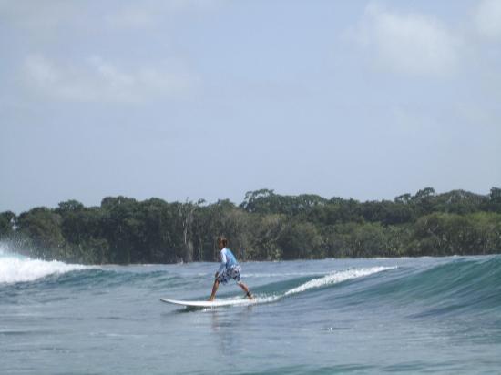 Escuela del Mar Surf School: Got the hang of it