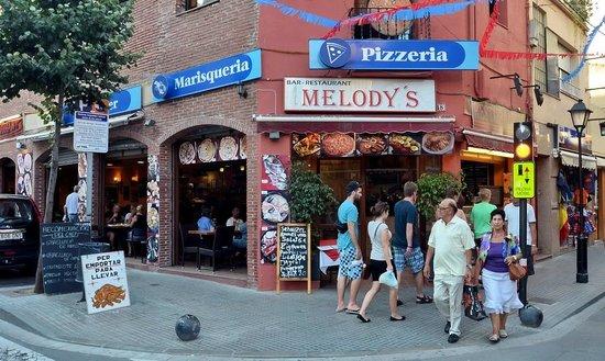 Melody's Bar Restaurant