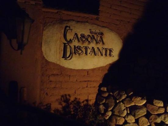 Casona distante: Entry
