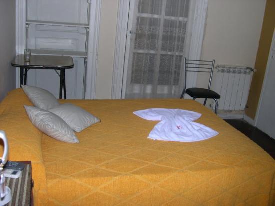 Sudamerika Hostel & Suites Recoleta: Guest Room