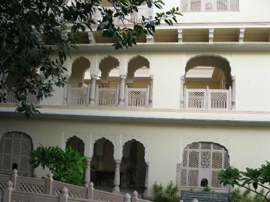 Samode Haveli: Architecture
