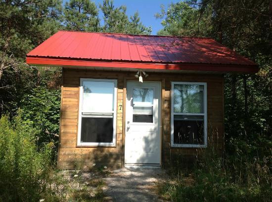 Sugar Ridge Retreat Centre: Cabin 7