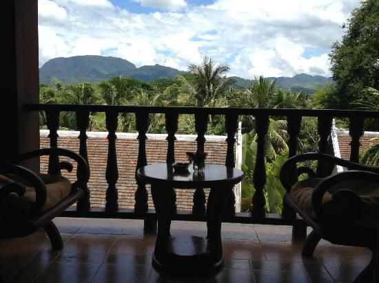 The View Pavilion - Boutique Hotel: Balcony - Mountain View Room