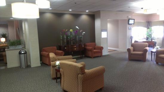 The Marten House Hotel: The Lobby