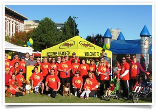 Moe's Southwest Grill: Moe's Committed to Junior Diabetes Foundation