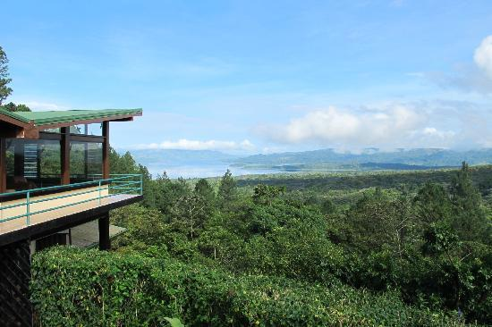 Arenal Observatory Lodge & Spa: Le restaurant