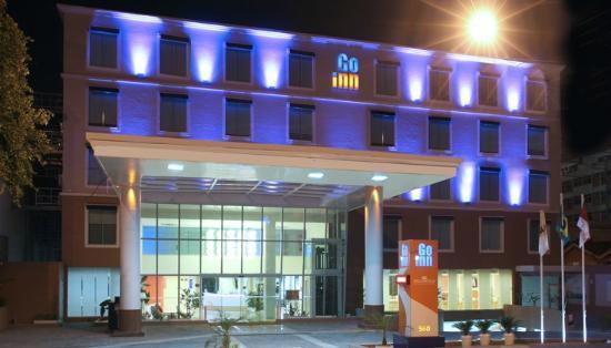 Fachada Hotel Go Inn Manaus