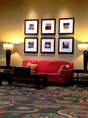 Hilton Phoenix/ Mesa: Lobby