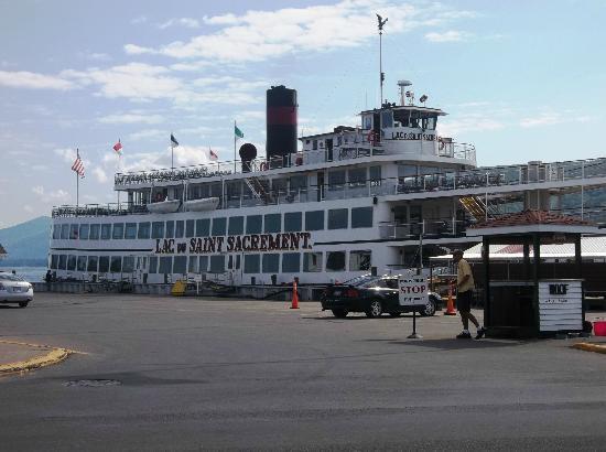 Lake George Steamboat Company: The Lac du Saint Sacrement