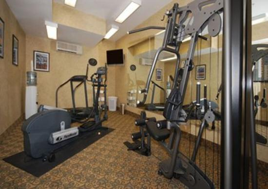 Comfort Suites Anchorage International Airport: Health Club -OpenTravel Alliance - Health Club-
