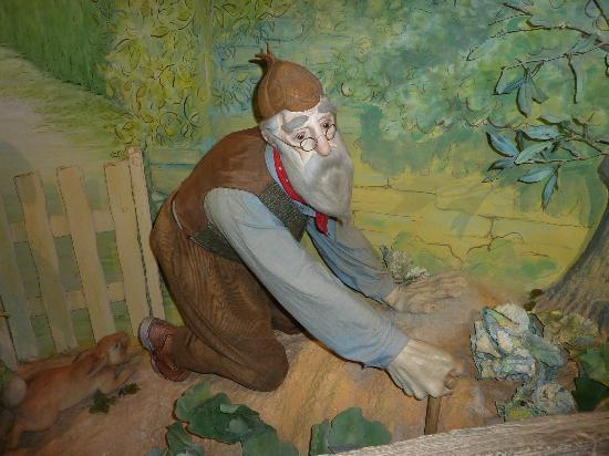 Боунес-он-Уиндермир, UK: The World of Beatrix Potter