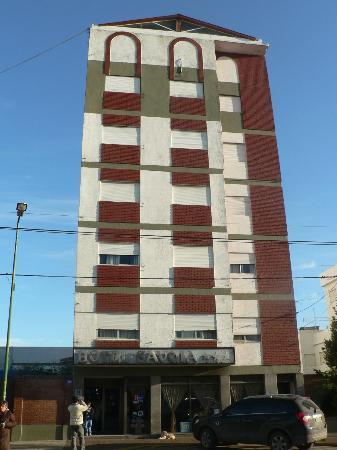 Hotel Savoia : Frente del HOtel