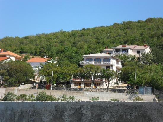 Povile, Croatia: Restaurant Danica