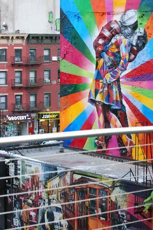 Hotel Americano: Highline