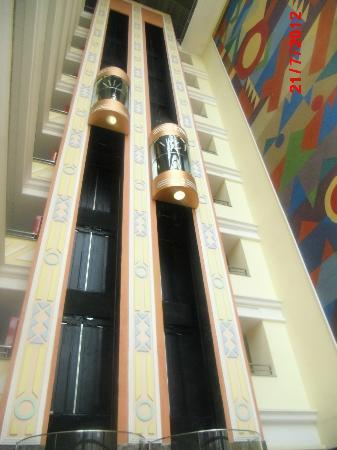Hotel Tropic Relax: ascensores Tropic