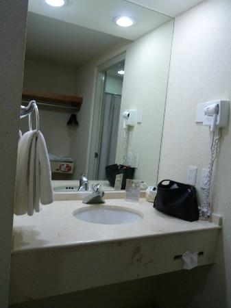 Hotel Balaju: Bagno