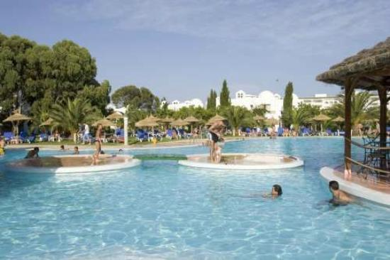 Hotel Shalimar: piscine shalimar