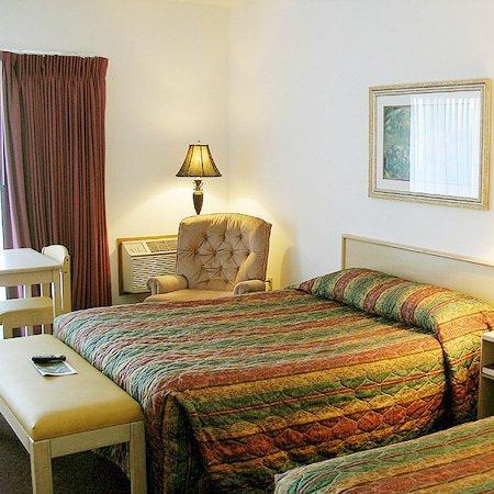 Edgewater Inn Coos Bay ORBed Room