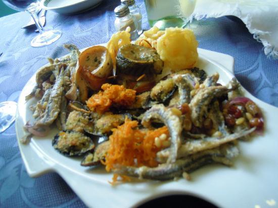 Hotel Solidea: specialità gastronomiche