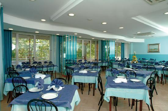 Hotel Solidea: sala ristorante