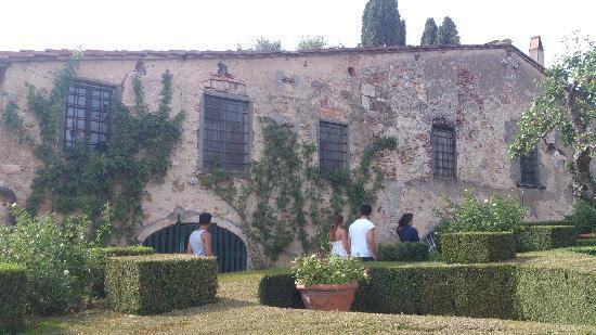 Principe Corsini - Villa le Corti: Fruktträdgården
