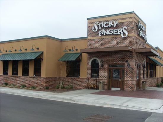 Sticky Fingers Ribhouse Jacksonville 13150 City Station Dr Menu