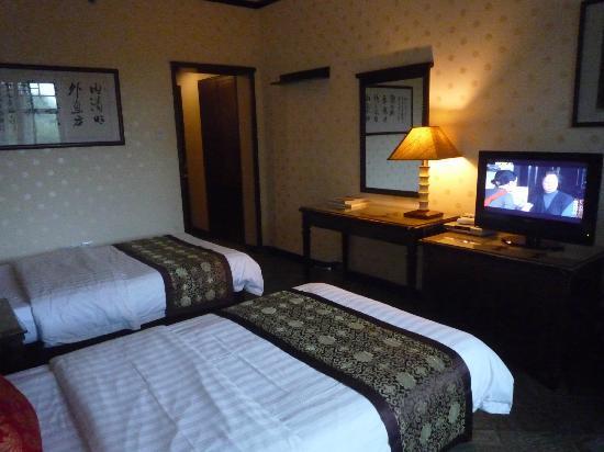 Jing Guan Ming Lou Museum Hotel: Room 2