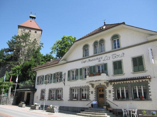 Hotel Restaurant de la Tour: Hotel