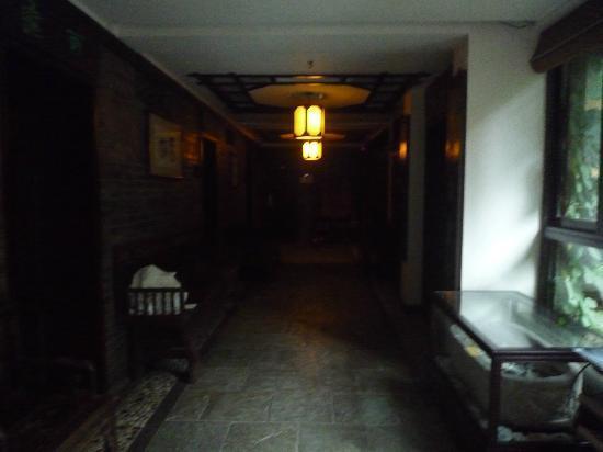 โรงแรมกุ้ยหลิน จิ้งกวนหมิงโหลว มิวเซียม: Corridor