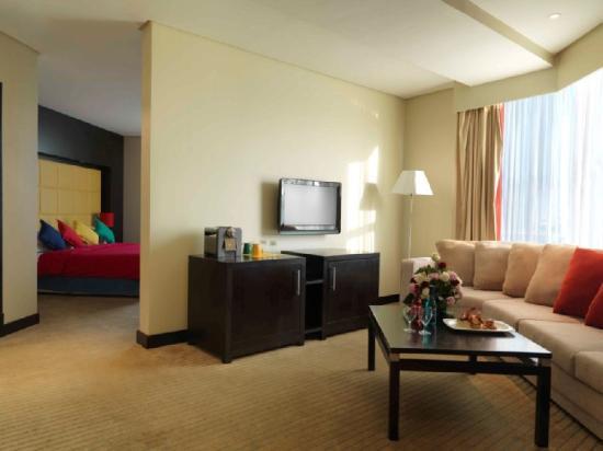 Park Inn by Radisson Al Khobar : Honeymoon Suite