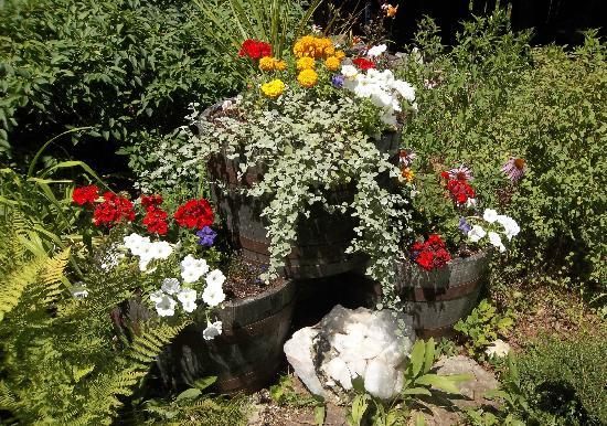 Very pretty flowers and cool hunk of minerals picture of natural natural stone bridge and caves very pretty flowers and cool hunk of minerals mightylinksfo