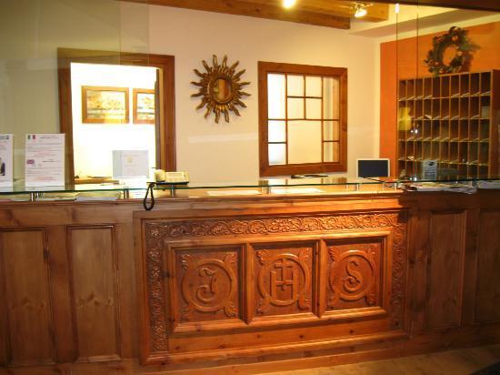 Al Sole Hotel Club Residence: Reception