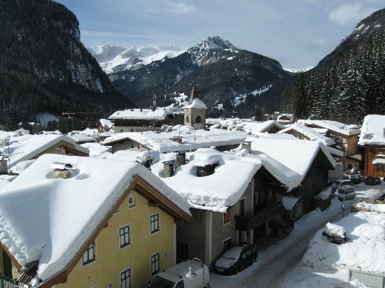Al Sole Hotel Club Residence: Вид с балкона
