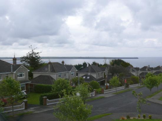 Fernhill House: Veduta dalla nostra camera