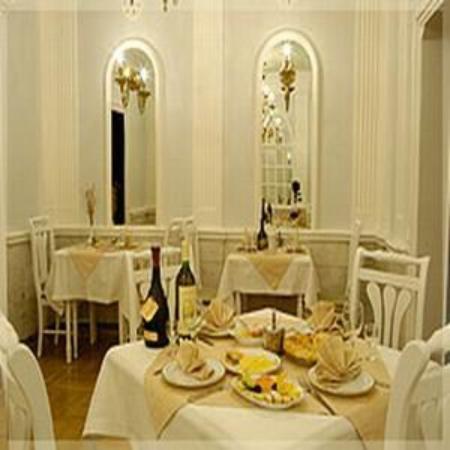 Hotel Orekhovo: Restaurant