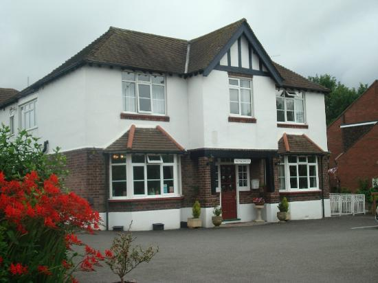 Brook Lodge Guest House: the B&B