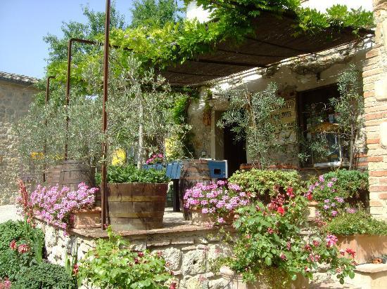 Fattoria San Donato: Reception