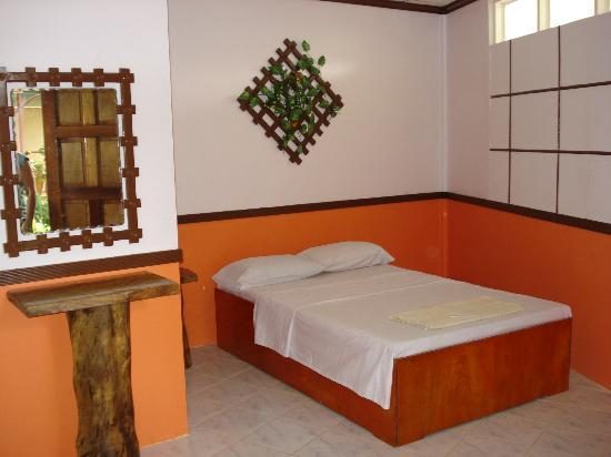Papillon Pension House: Guest Room