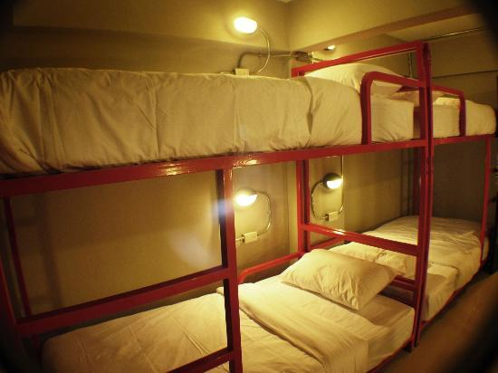 SOHOstel: Shared Room