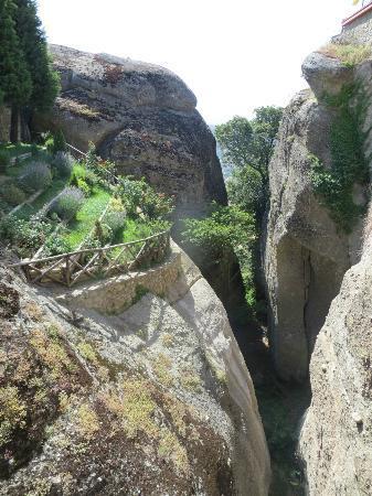 St. Stephens Monastery, Meteora - Picture of Agios ...