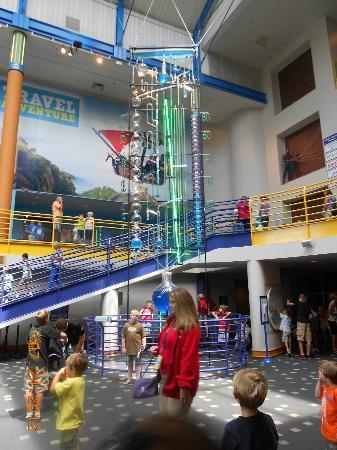 Children's Museum of Indianapolis: water clock