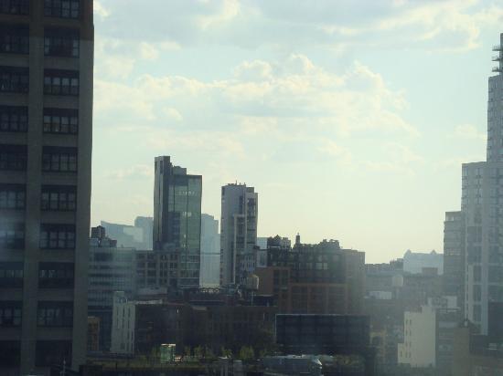 36 Hudson Hotel: Vista dal decimo piano