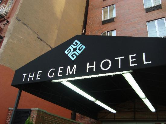 36 Hudson Hotel: Hotel