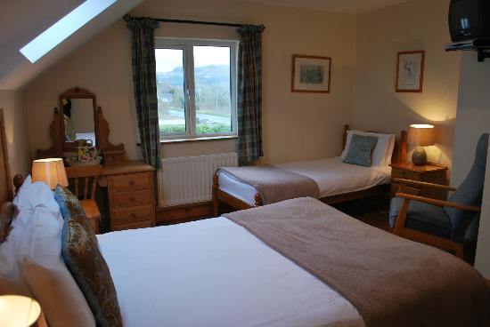 Foxford Lodge Bedroom