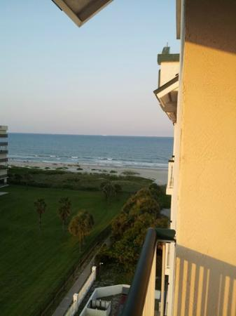 The Resort on Cocoa Beach: Beach view from room 810